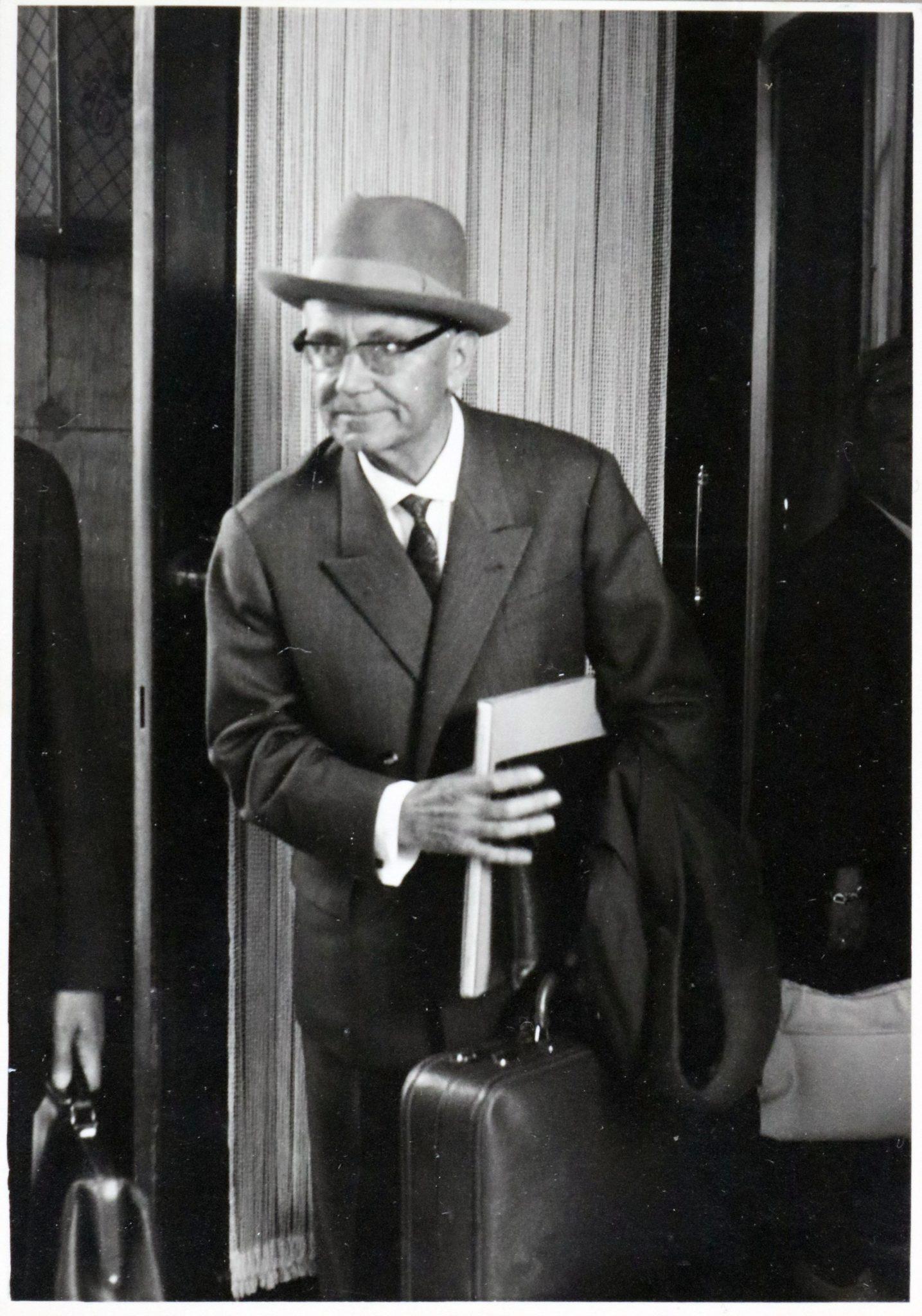 Heinrich Vögele 1968